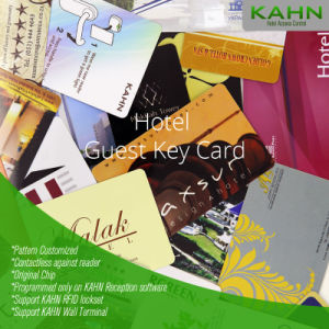 Hotel Door Lock Guest Key Card