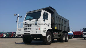 China Sinotruk Mining Dump Truck pictures & photos