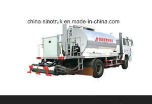 Best Price Road Alsphalt Distributor Tank Truck of Full-Intelligent 12m3 pictures & photos