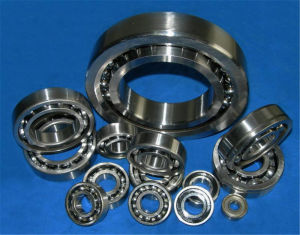 Low Noise Deep Groove Ball Bearings