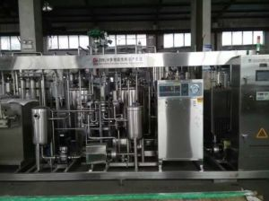 Small Scale 200L/H Flavored Yogurt Processing Line pictures & photos