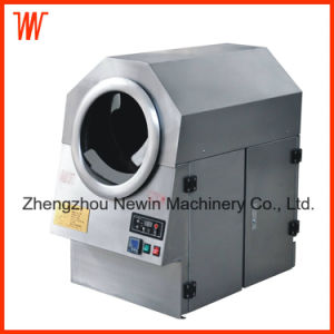 10-15kg/H Small Electric Sunflower Seed Roaster Machine pictures & photos