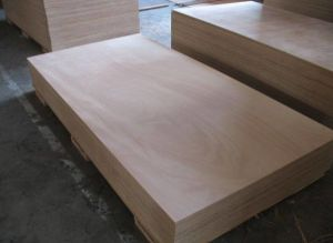 Bintangor Face Full Poplar Core 1220*2440*3.5mm Commercial Plywood pictures & photos