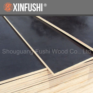 China Black Film Faced Plywood for Construction Use pictures & photos