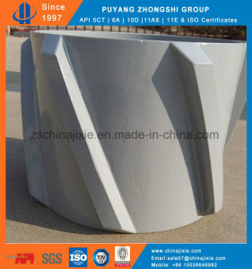 API Spiral Glider Aluminum Rigid Casing Centralizer with Teflon Coatings pictures & photos
