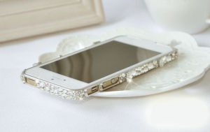 Crystal Bumper Cover Case for iPhone6 pictures & photos