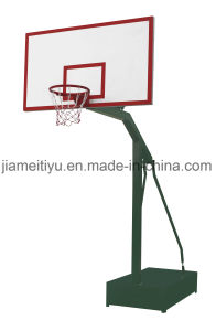 Outdoor Bodybuilding Fitness Equipment Shifting Basketball Stand pictures & photos