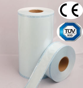 Medical Disposable Flat Sterilization Roll for Surgical Instruments pictures & photos