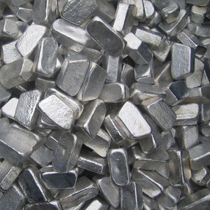 Aluminium Alloy Ingot 99.997% Factory Price pictures & photos