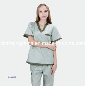Fashionable Green Medical Scrub Hospital Uniform