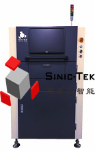 Online 3D Solder Paste Inspection Full Automatic Ultra High Precision Model on SMT pictures & photos