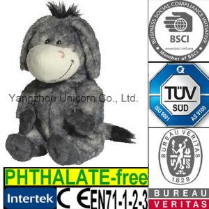 EN71 Kids Gift Soft Stuffed Animal Donkey Plush Toy