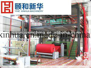 High Quality Non Woven Production Line Ss 1600mm pictures & photos