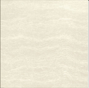 Pearl Stone White Color Design Polished Floor Tile pictures & photos
