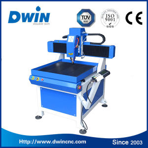 6090 Mini Desktop CNC Router Machine for MDF Acrylic Wood Crafts Price pictures & photos