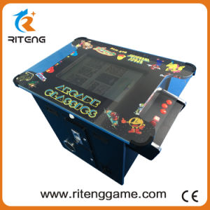 Coin Operated Cocktail Game/ Arcade Game Machine pictures & photos