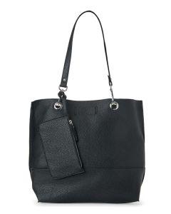 Fashion Black Color Shoulder Bag Large Women Tote Bag pictures & photos