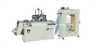 Wq-320 Reel Type Label Silk Screen Printing Machine pictures & photos