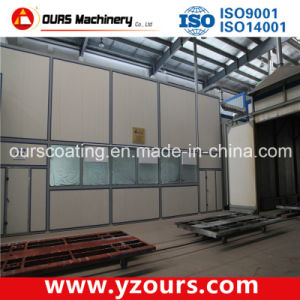 Powder Coating System with Advanced Spray Booth pictures & photos