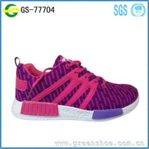Factory Wholesale Ladies Sports Shoes Running Shoes Women pictures & photos
