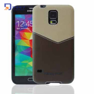 Soft Leather Mobile Case for Samsung Galaxy S5 (C011) pictures & photos
