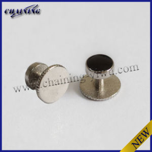 Cheap Zinc Alloy Shirt Stud