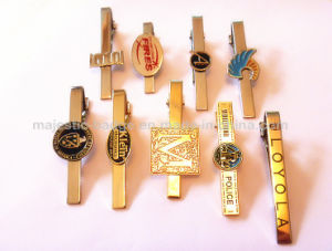 Customized Lovely Souvenir Tie Clip pictures & photos