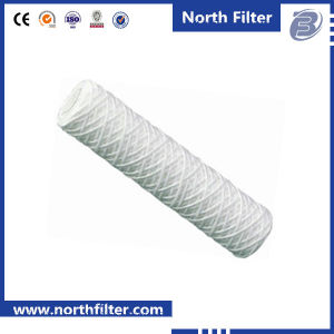 5 Micron String Wound Type Replacement Filter Element pictures & photos