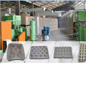 Paper Egg Tray Forming Machine with Best Quality pictures & photos