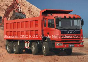 Heavy Duty Truck JAC 8*4 Dump Truck