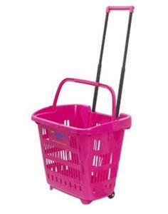 Supermarket Plastic Fruit Food Basket pictures & photos