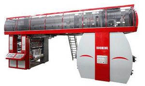 Central Drum Flexographic Press (HY)
