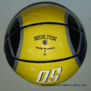 OEM Logo Good Price Customized Basketball pictures & photos