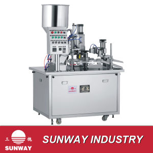 Filling and Sealing Machine for Cosmetic (B. GFN-30) pictures & photos