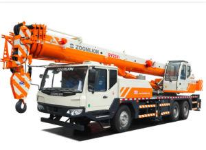 (QY25V532) Zoomlion 25 Ton Truck Crane pictures & photos
