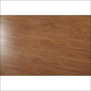 Hot Sales Orange Color Glossy Surface Laminate Flooring pictures & photos