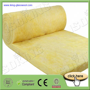 China Iking Glass Wool Blanket Insulation pictures & photos