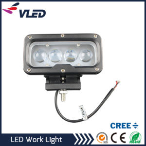 10V-30V 40W LED Work Lights Lamp 4X4 Offroad Boat Spot Light pictures & photos