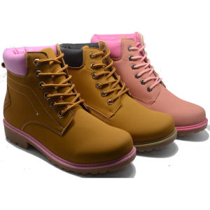 Footware Boot Classical Rubber Sloe High Top Quality Ladies Shoes pictures & photos