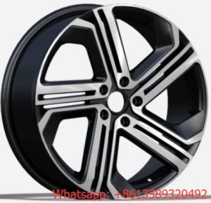 Aluminum Replica VW Car Alloy Wheels for Polo Golf pictures & photos