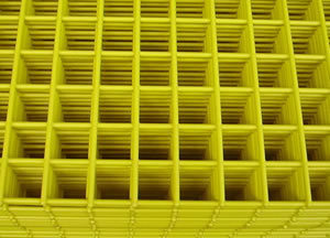 PVC Coated Welded Wire Mesh/Exterior Warming Rack/Decoration Mesh pictures & photos