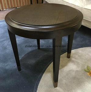 Modern Wooden Side Coffee Table pictures & photos