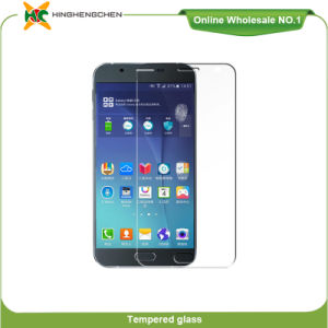 9h Hardness Tempered Glass Protection for Samsung Galaxy A8 pictures & photos