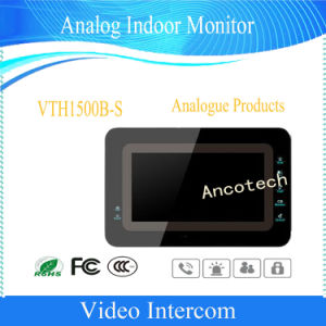 Dahua Analog Indoor Monitor Color Video & Audio Intercom (VTH1500B-S) pictures & photos