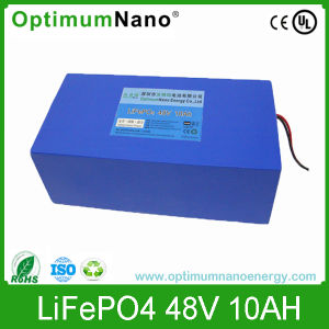 LiFePO4 48V 10ah UPS Battery with CE, UL pictures & photos