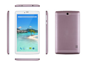 7 Inch 3G Tablet Android 5.1 Mtk6382 Quad Core PC pictures & photos