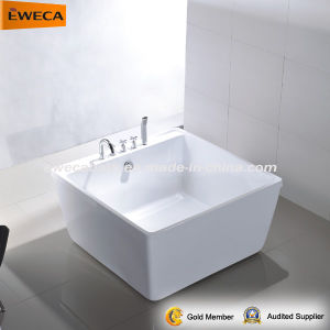 1200mm Small Square Bathtub (EW6806)