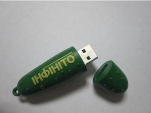 Promotional Customized Design & Logo USB 2.0 USB Flash Drive (OM-P315) pictures & photos