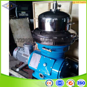 Dhc400 Automatic Discharge Skim Milk Cream Disc Purify Centrifugal Separator Machine pictures & photos
