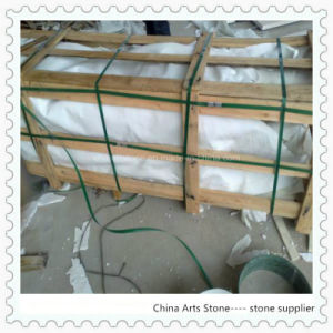 Granite/Marble/Quartz White Limestone Moca Crema Wall Tile pictures & photos